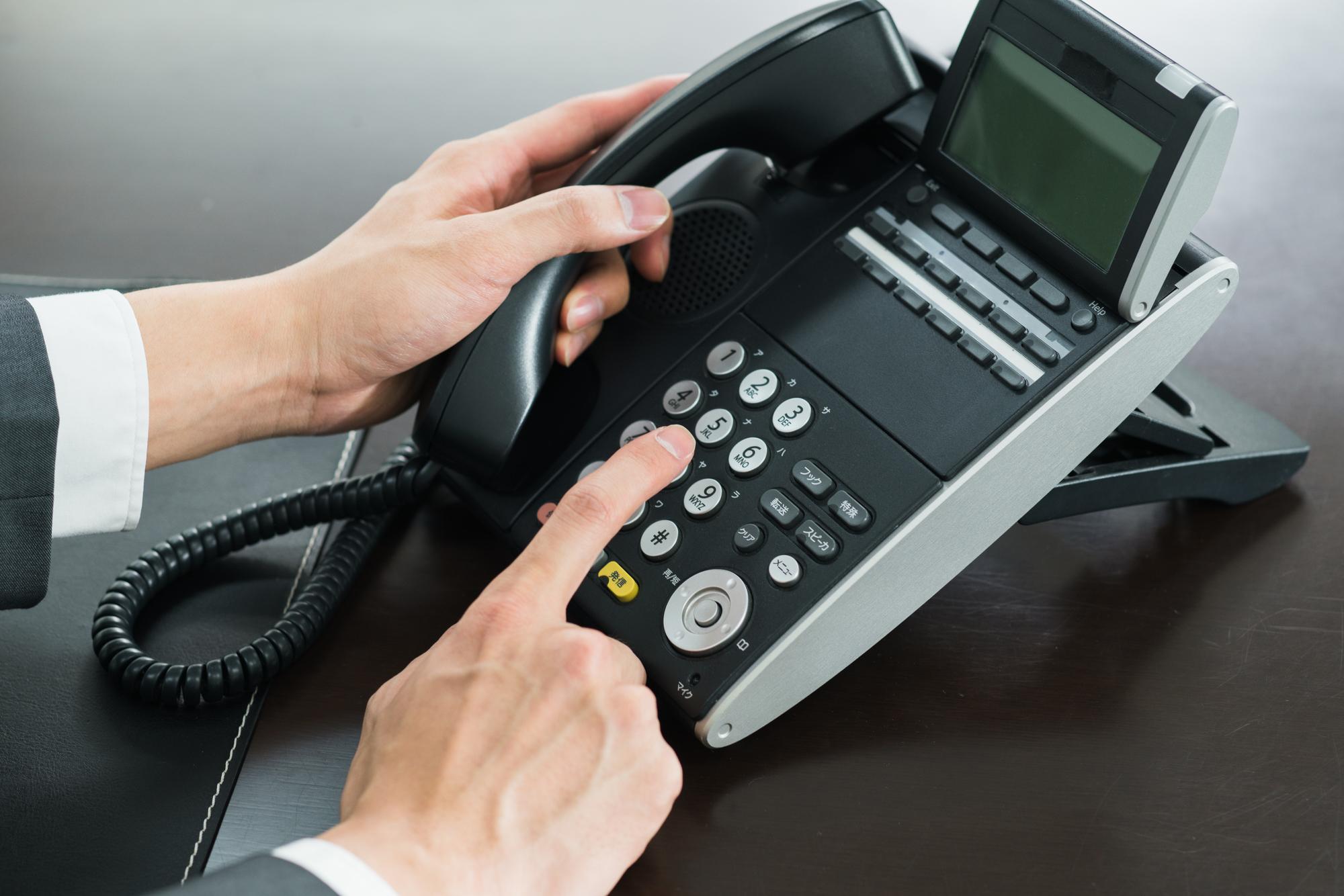 敷居が高いセールス電話!断られないためのコツは?
